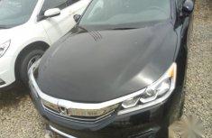 Neatly Used Honda Accord 2016 Black for sale