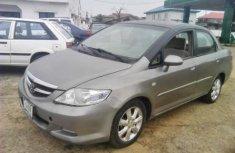 Honda City 2007 Petrol Automatic Grey/Silver for sale