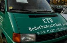 Volkswagen T4 Transporter 1997 Green for sale