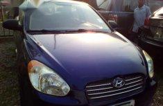 Hyundai Accent 2006 Blue For Sale
