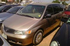 Good used tokunbo Honda Odyssey 2009 legend for sale