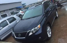 Lexus Rx 350 2011 model for sale