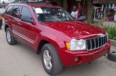 Cherokee Jeep 2007 model for sale