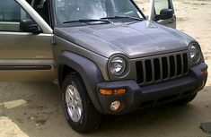 JEEP Cherokee 2004 model for sale