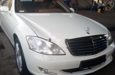 Mercedes-Benz S550 2009 Petrol Automatic White