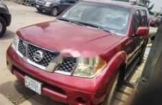Nissan Pathfinder 2005 Petrol Automatic Red FOR SALE