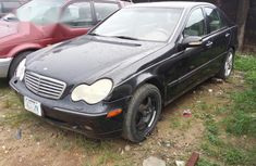 Clean Mercedes-Benz C320 2005 Black for sale