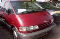 Toyota Previa 1997 ₦2,000,000 for sale