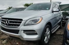 Mercedes Benz ML350 2014 in good condition for sale