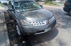 Almost brand new Nissan Murano Petrol 2006 for sale