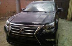 Lexus GX 2014 Petrol Automatic Black for sale