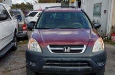 2004 Honda Crv for sale