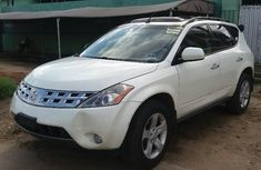 Tokumbo Nissan Murano 2005 for sale SL AWD
