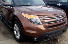 Ford Explorer 2012 Automatic Petrol ₦10,000,000