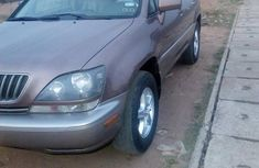 Few Months Lexus Rx 300 2001 for sale