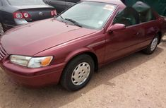 Toyota Camry 1997 Red for sale