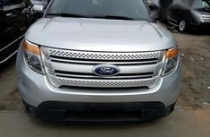 2013 Ford Explorer for sale not yet used in Nigeria.