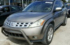 2003 NISSAN MURANO for sale