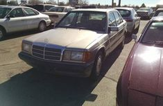 MERCEDES-BENZ 1998 C180 FOR SALE