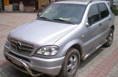 2008 Mercedes-Benz ML320 for sale with auction