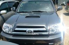 Clean tokunbo Toyota 4runner 2006