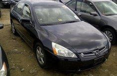 Honda Accord EOD 2008 Black for sale