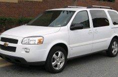 Chevrolet UPLANDER 2011 FOR SALE