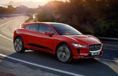 Jaguar I-Pace electric car officially unveiled