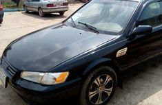 Clean Toyota Camry 2000 Black for sale