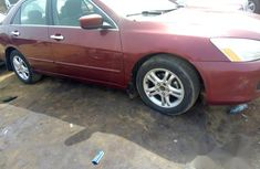 Honda Accord 2007 in good condition for sale