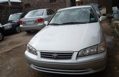 Clean Toyota Camry 2002 model for sale
