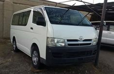 2009 Clean direct tokumbo Toyota hiAce bus for Sell.