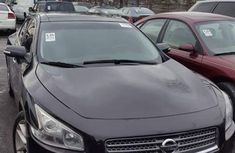 Nissan Maxima 2011 Black for sale
