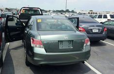 Very clean Honda Accord exl 2008 model for sale with full Auction