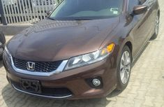 Clean Honda Accord exl coup 2013 model for sale