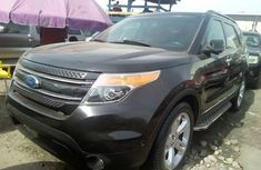 Ford Explorer 2012 Automatic Petrol ₦9,000,000