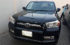Toyota 4-Runner 2011 Petrol Automatic Black for sale