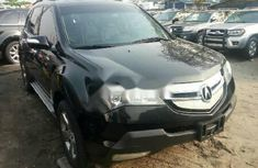 Acura MDX 2008 Petrol Automatic Black for sale
