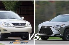 Lexus RX 330 vs Lexus RX 350 comparison review