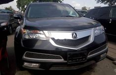 Acura MDX 2010 Petrol Automatic Black for sale