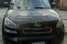 Kia Soul 2012 Petrol Automatic Black for sale