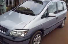 2003 Opel Zafira for sale