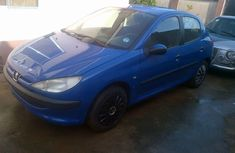 2002 Peugeot 206 for sale with full auction