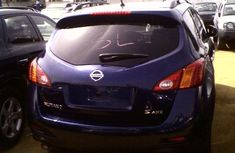Clean Nissan Murano 2009 model for sale with full auction