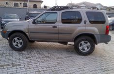 Very clean Nissan Xterra 2004 model for sale with full auction