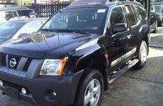 Very clean Nissan Xterra 2006 model for sale with full auction