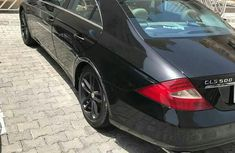 Mercedes Benz Cls500 2007 Black for sale