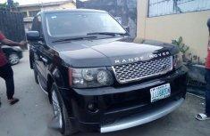 Range Rover 2010 Black for sale