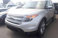 Ford Explorer 2013 Automatic Petrol ₦9,500,000