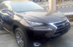 Lexus NX 200t American Spec 2015 Model Black for sale
